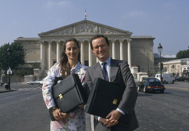 Segolene_royal_et_francois_hollande_en_1988_devant_l_assemblee_reference